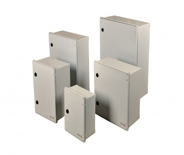 Polyester (FRP) Enclosure (IP66)